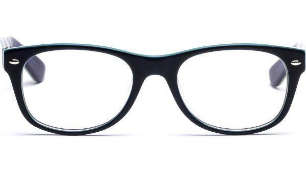Amana 5119 grün, türkis, gelb, blau von Lennox Eyewear