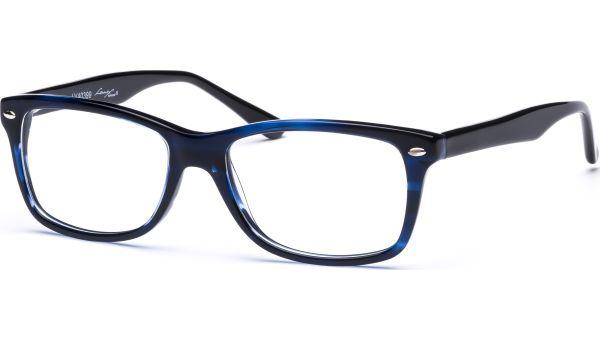 Lenita 5317 blau, transparent, schwarz von Lennox Eyewear