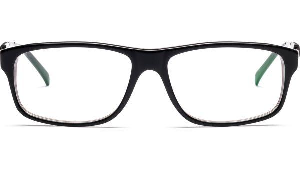 Pavo 5315 schwarz/braun/silber von Lennox Eyewear