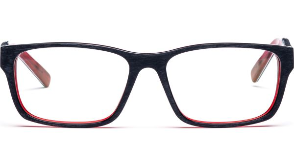 Leto 5316 blau/rot von Lennox Eyewear