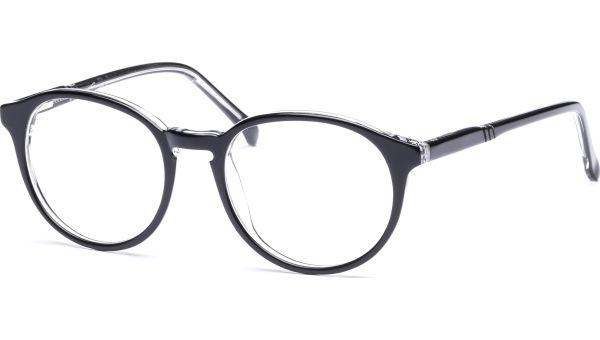 Jaak 4918 schwarz/transparent von Lennox Eyewear