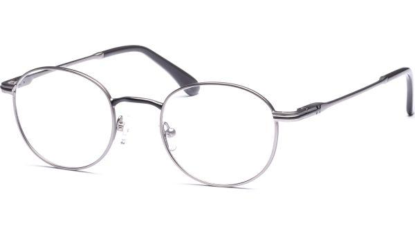 Hildur 4721 silber/schwarz matt von Lennox Eyewear