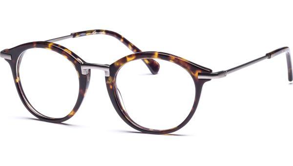 Talvi 4821 demi-braun/silber matt von Lennox Eyewear