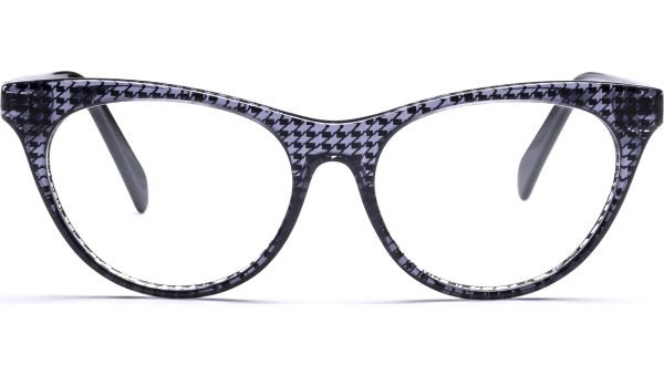 Lilja 5216 schwarz/transparent von Lennox Eyewear