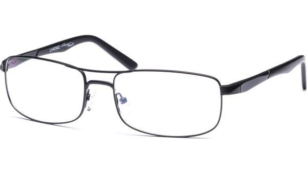 Yaakov 5717 schwarz matt von Lennox Eyewear