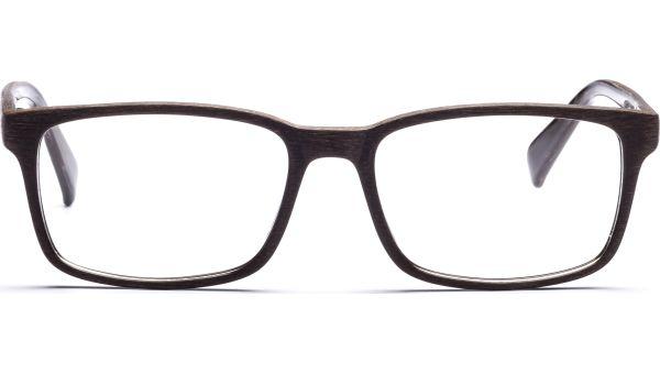 Evert 5518 braun Holz von Lennox Eyewear