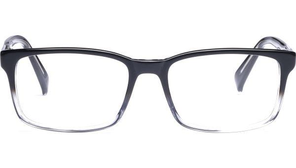Evert 5518 schwarz/transparent von Lennox Eyewear