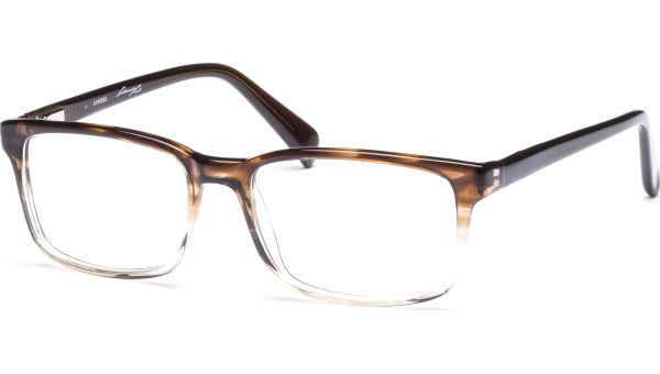 Evert 5518 braun/transparent von Lennox Eyewear