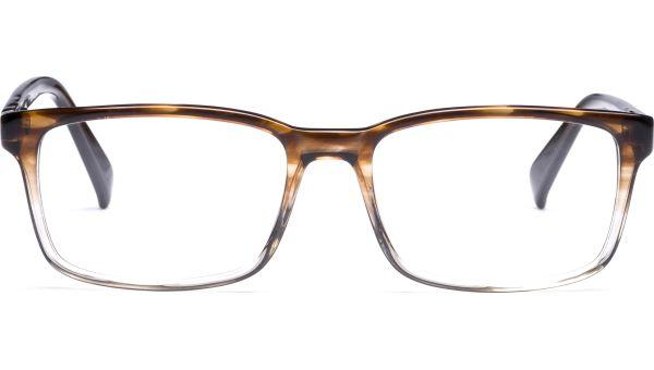 Evert 5518 braun/transparent von Lennox Eyewear