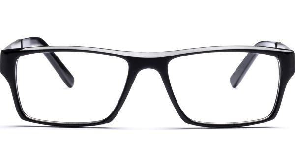Taavet 5317 schwarz/silber von Lennox Eyewear