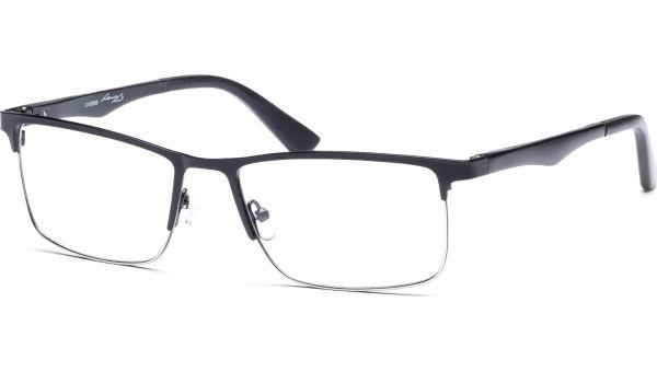 Erki 5417 schwarz matt/silber von Lennox Eyewear