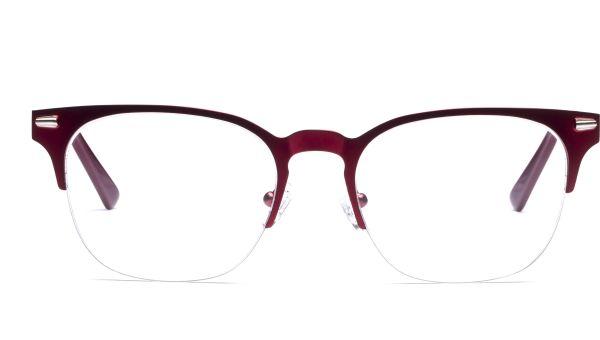 Marje 5118 dunkelrot matt von Lennox Eyewear