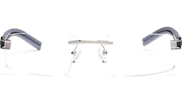 Madis 5318 silber matt/grau von Lennox Eyewear