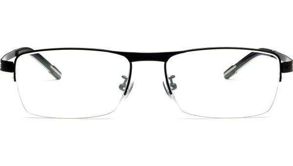 Ahto 5417 schwarz/weiß von Lennox Eyewear