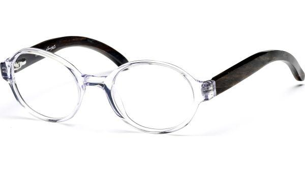 Aira 4821 tansparent/braun von Lennox Eyewear
