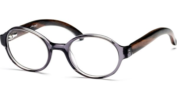 Aira 4821 grau transparent/braun von Lennox Eyewear