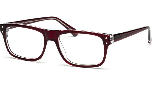 Kadee 5317 dunkelrot-transparent von Lennox Eyewear