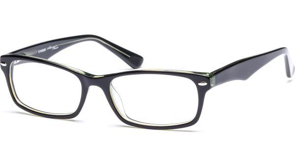 Hilja 5418 demi-braun/grün von Lennox Eyewear