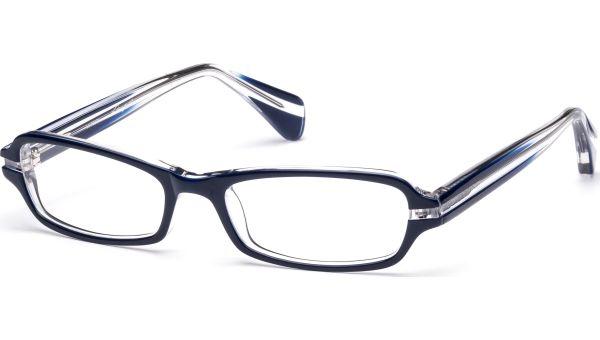 Keja 5117 blau/transparent von Lennox Eyewear