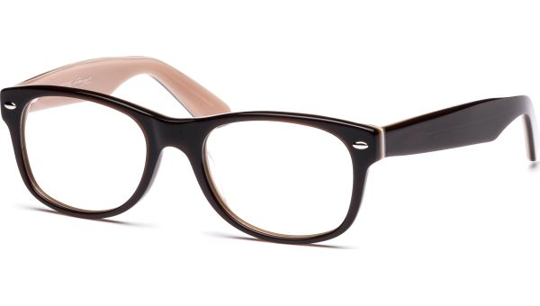 Amana 5119 braun/rosa von Lennox Eyewear