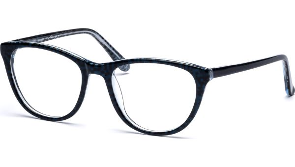 Allora 4917 dunkelblau/transparent von Lennox Eyewear