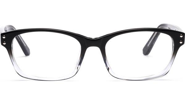 Tirinu 5217 schwarz/transparent von Lennox Eyewear