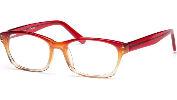 Tirinu 5217 rot/orange von Lennox Eyewear