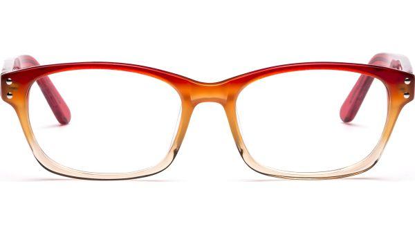 Tirinu 5217 rot/orange von Lennox Eyewear