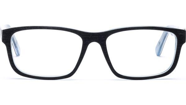 Leto 5316 dunkelblau/türkis/transparent von Lennox Eyewear