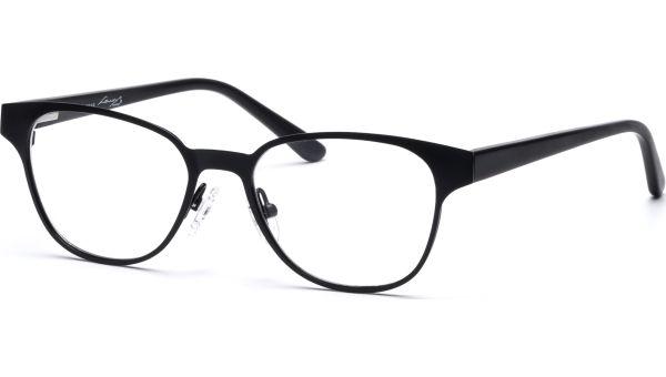 Tia 4615 matt schwarz von Lennox Eyewear