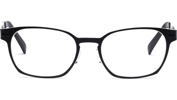 Hilla 4917 schwarz/weiß von Lennox Eyewear