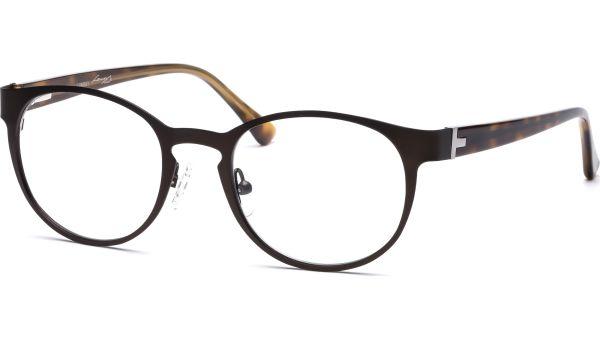 Kari 4819 matt braun/kupfer von Lennox Eyewear