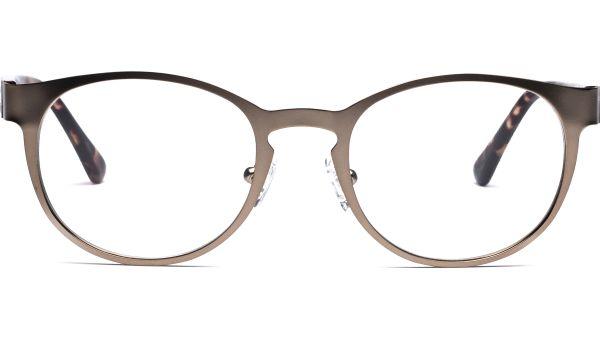 Kari 4819 matt bronze/demi-braun von Lennox Eyewear