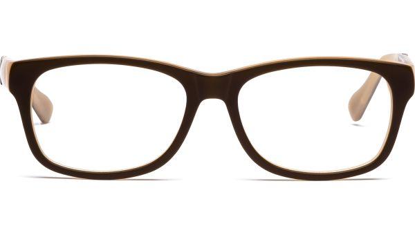 Luca 5216 braun/beige von Lennox Eyewear