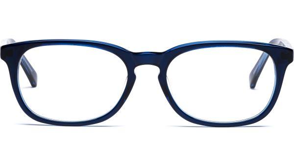Joni 5117 blau transparent von Lennox Eyewear