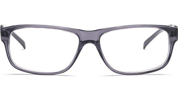 Pavo 5315 grau transparent/silber/schwarz von Lennox Eyewear