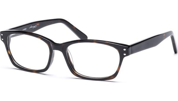 Tirinu 5217 demi-braun von Lennox Eyewear