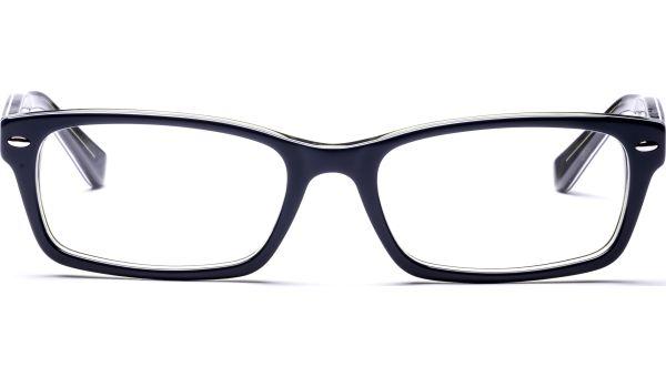 Hilja 5418 blau/demi-braun von Lennox Eyewear