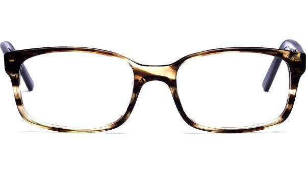 Eik 5218 braun transparent/schwarz von Lennox Eyewear