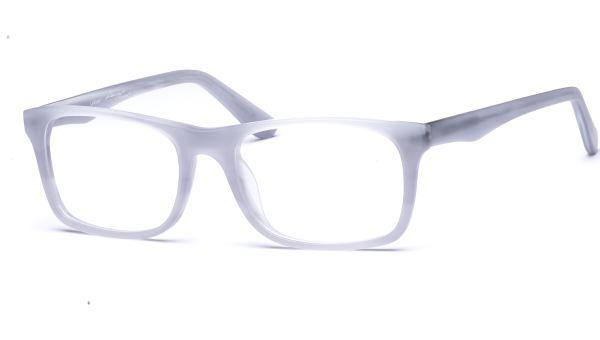 Enner 5218 hellgrau matt transparent von Lennox Eyewear