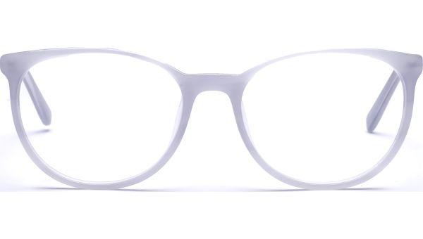 Nela 5317 matt grau transparent von Lennox Eyewear