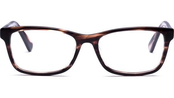 Oda 5216 demi braun/rosa/transparent von Lennox Eyewear