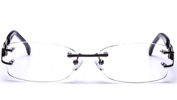 Kaisa 5216 silber/grau/blau von Lennox Eyewear