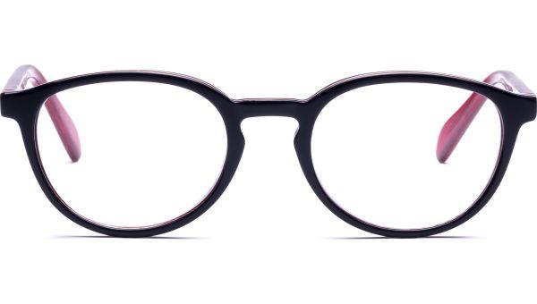Meelika 4719 blau/rot/transparent von Lennox Eyewear