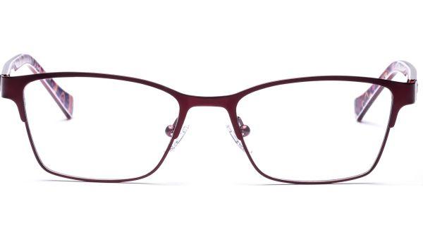 Ela 4916 rot von Lennox Eyewear
