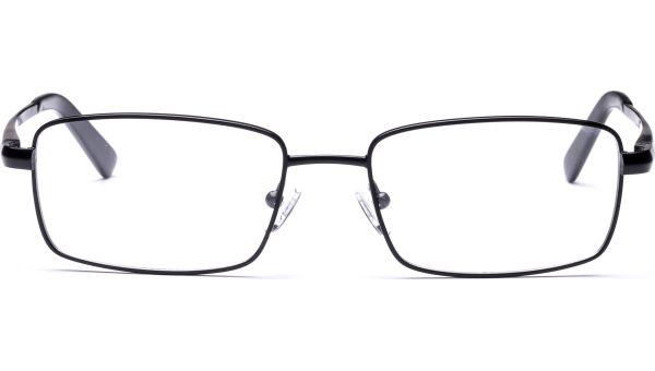 Yorick 5217 matt schwarz von Lennox Eyewear