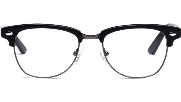 Juke 4817 matt schwarz/grau von Lennox Eyewear