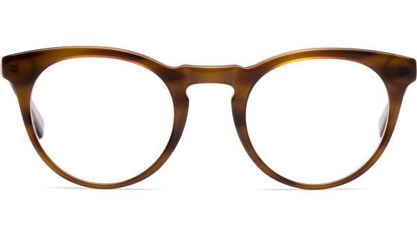 Mayra 4521 dark brown von Lennox Eyewear