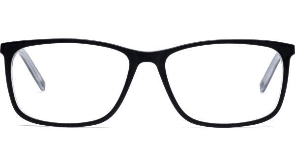 Mikke 5515 matt schwarz von Lennox Eyewear