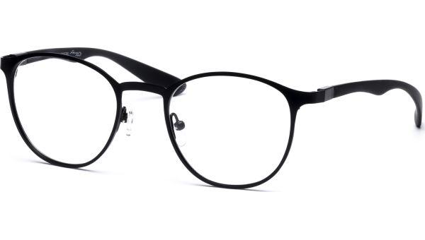 Jonar 4820 matt schwarz von Lennox Eyewear